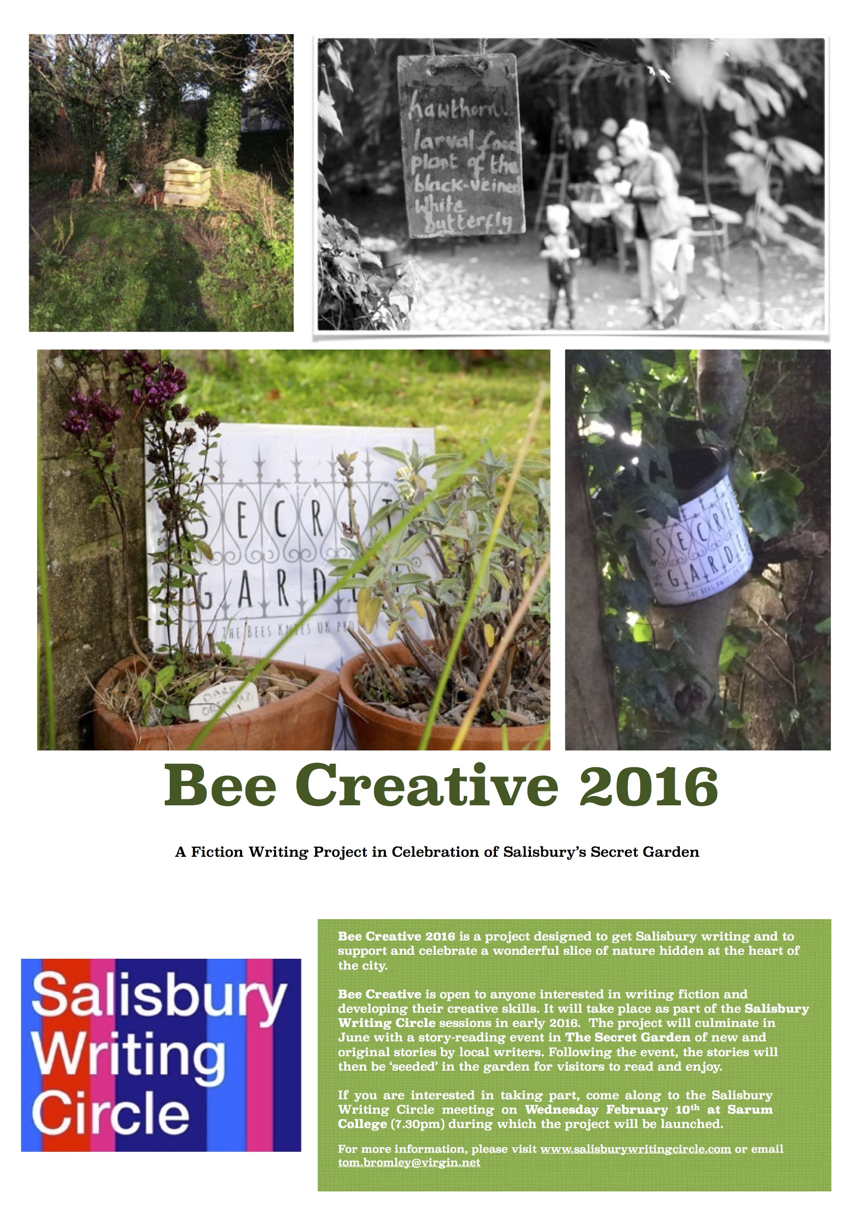 Bee Creative Poster JPEG copy
