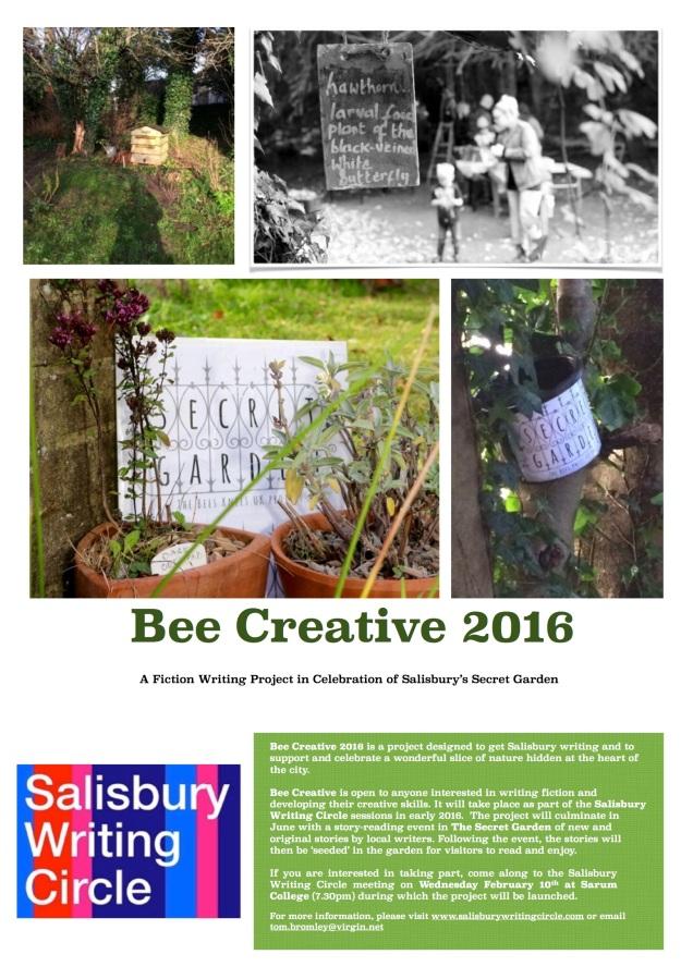 Bee Creative Poster JPEG copy