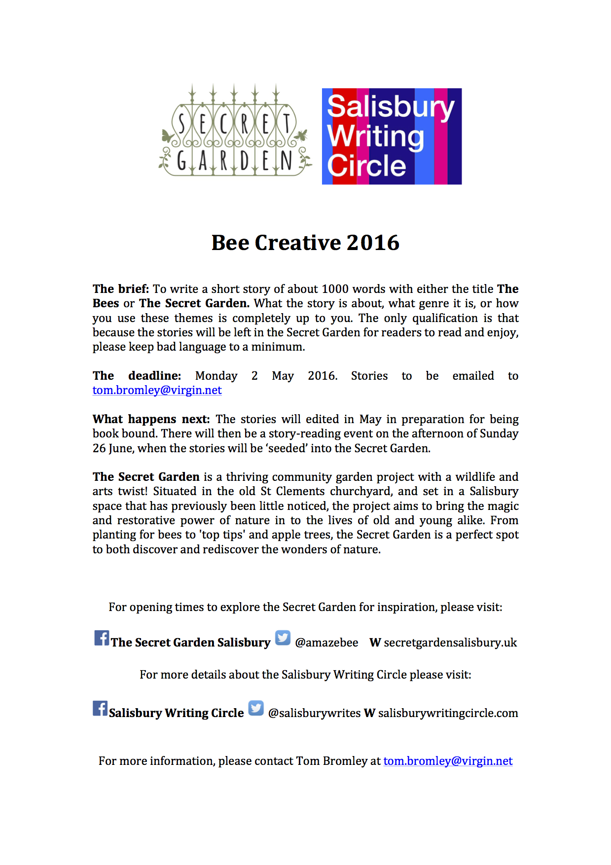 Bee Creative Brief copy